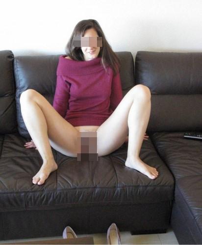 Belle brune du 69 a envie de réaliser ses fantasmes
