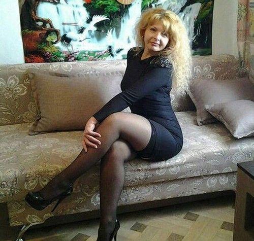 Belle femme mûre en manque dans le 73
