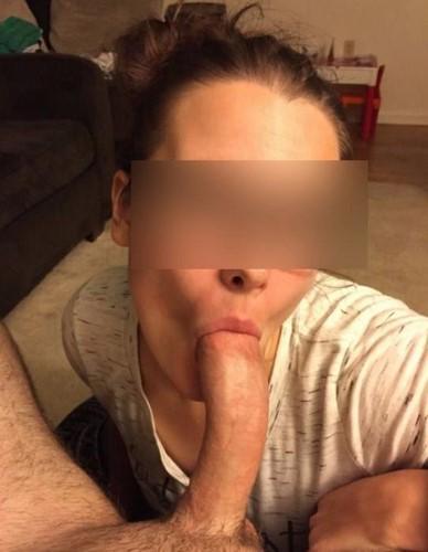 Qui pour me baiser devant mon mec ???