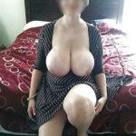 Cougar aux gros seins pour jh tbm